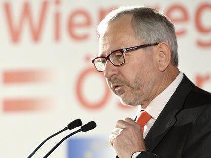 SPÖ-Wien Klubchef Rudolf Schicker kritisiert die Grünen.