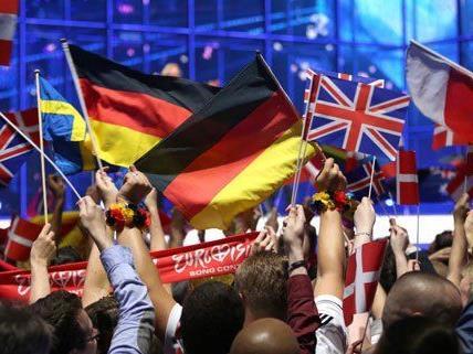 Tausende Fans werden in der Song Contest-Woche in Wien erwartet.