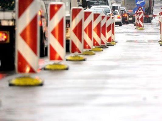 10. Bezirk: Abschnitt der Gudrunstraße wird umgebaut