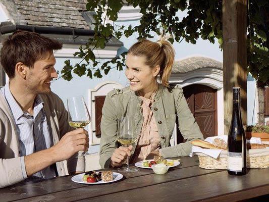Frühlingszeit ist Weinzeit, zumindest was die Events betrifft.