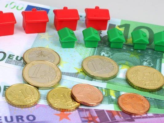 Wohnkosten in Österreich liegen im EU-Schnitt.