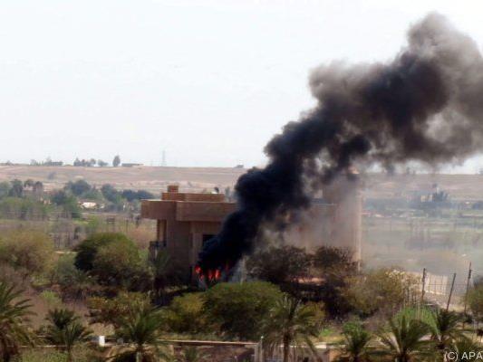 """Syrien, Irak und Libyen lockt """"Kämpfer"""" an"""