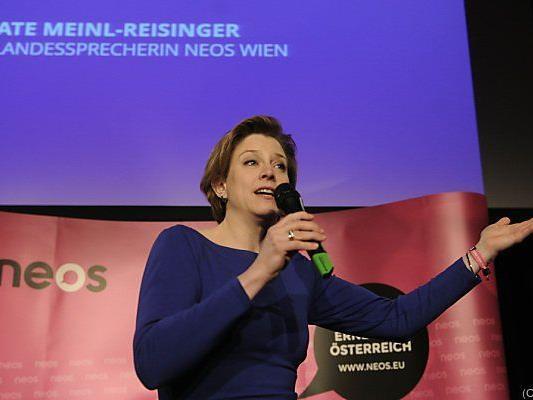 Meinl-Reisinger will die Akkilic-Aktion nicht einfach so hinnehmen