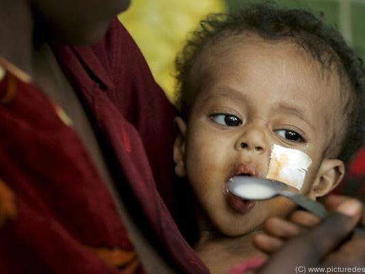 1,5 Mio. Kinder sterben an durch die Nahrung vermittelten Krankheiten