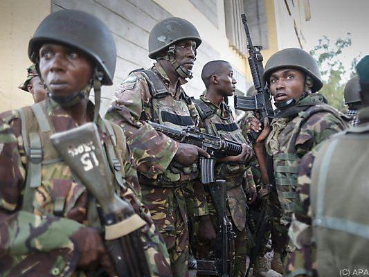 Kenia geht hart gegen Terroristen vor