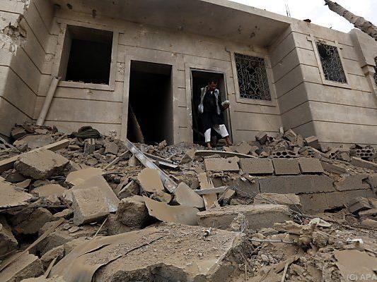 Heftige Kämpfe stehen im Jemen auf der Tagesordnung