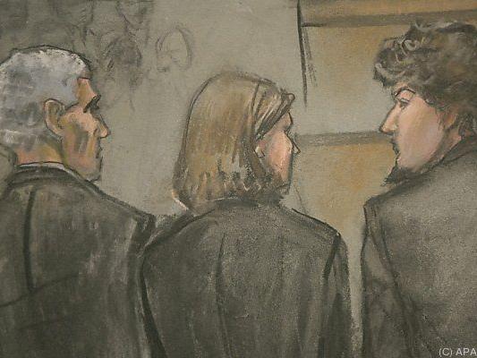 Dzhokhar Tsarnaev wurde schuldig gesprochen