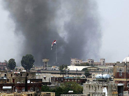 Heftige Kämpfe erschüttern den Jemen