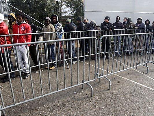 Immer mehr Flüchtlinge wollen nach Europa
