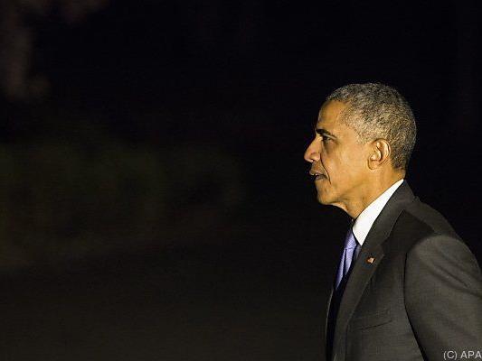 Obama geht einen Schritt weiter