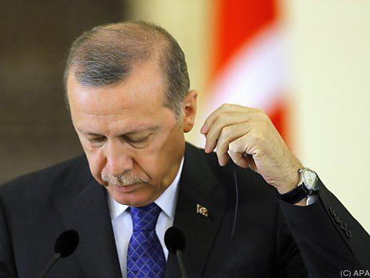 Bei Erdogan geht EU-Resolution bei einem Ohr rein, beim anderen raus