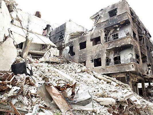 Yarmouk galt als Todesfalle