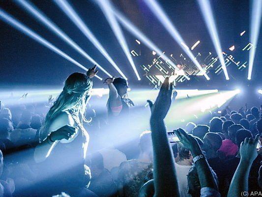 """""""Clubfeeling"""" soll es bei Live-Veranstaltungen geben"""