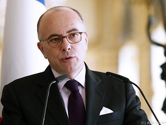 Innenminister Cazeneuve gab Details bekannt