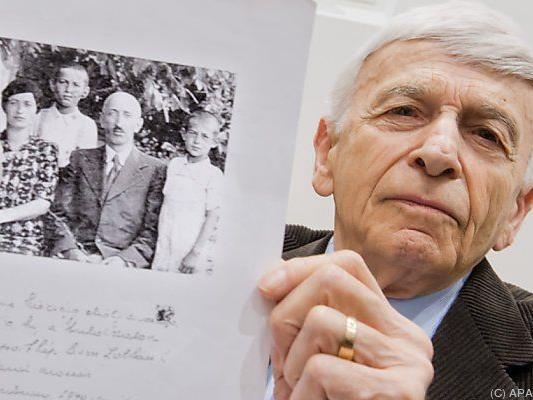 Max Eisen sah seine Familie niemals wieder