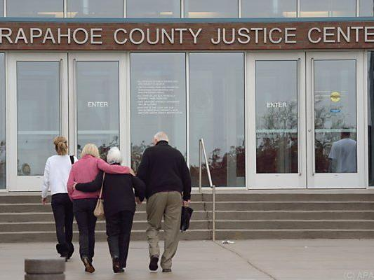 Prozess in Colorado begann