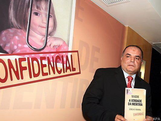 Autor und Ex-Chefermittler Goncalo Amaral
