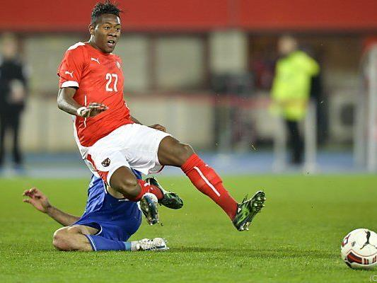 Bayern-Star erlitt Verletzung am Knie