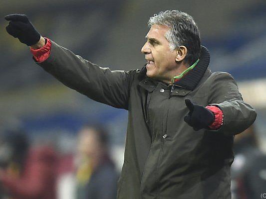 Queiroz trat von seinem Rücktritt im März zurück
