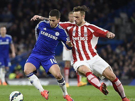 Eine Woche nach dem Spiel gegen Chelsea traf Arnautovic