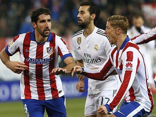 Atletico möchte die Serie gegen Real gerne fortführen