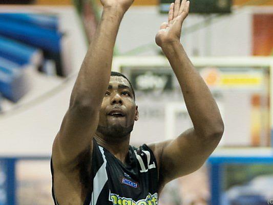 Marcel Heard erzielte 21 Punkte für Güssing