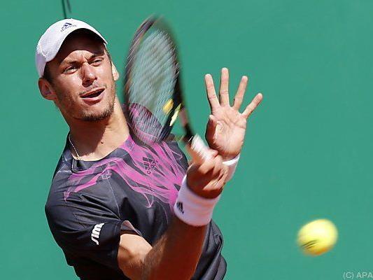 Haider-Maurer nun gegen Djokovic