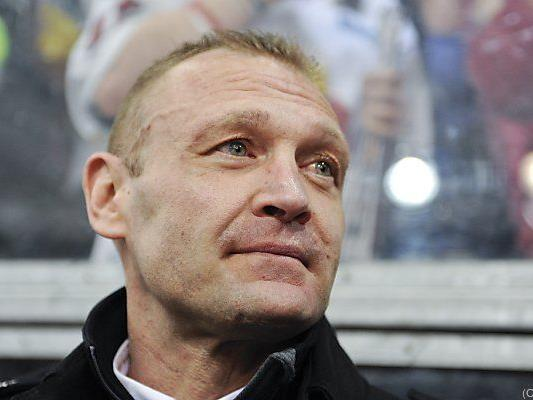 Auf Bullen-Coach Ratushny wartet schon der nächste Job