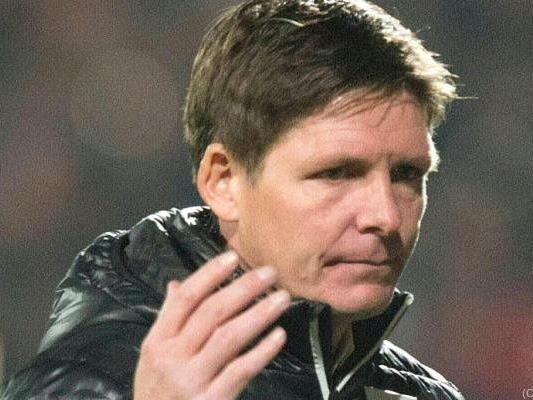 Ried-Trainer Oliver Glasner hatte von Bestechungsversuch berichtet