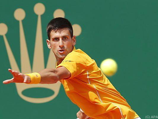 Djokovic besiegte Sandplatzkönig Nadal klar