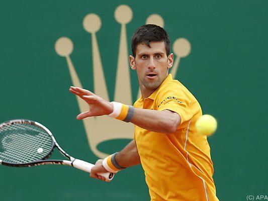 Djokovic krönte sich zum Tennis-Fürsten
