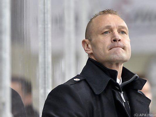Teamchef Ratushny und Co. haben noch zwei Testspiele vor sich