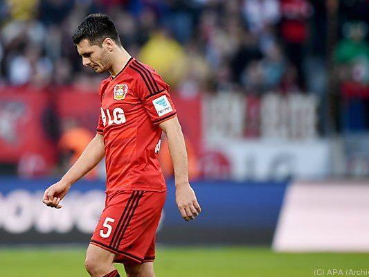 Spahic musste Leverkusen verlassen