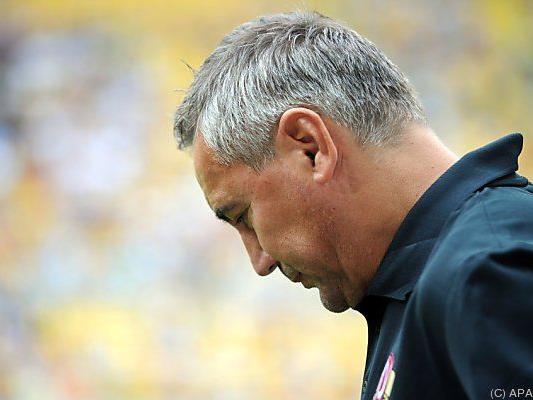 Niederlage für Pacult im 1. Spiel als FAC-Coach