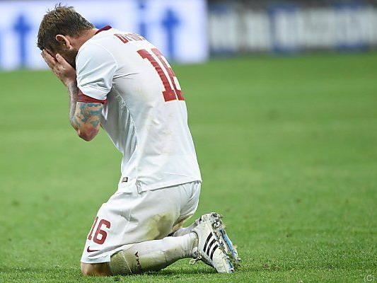 Niederlage für AS Roma
