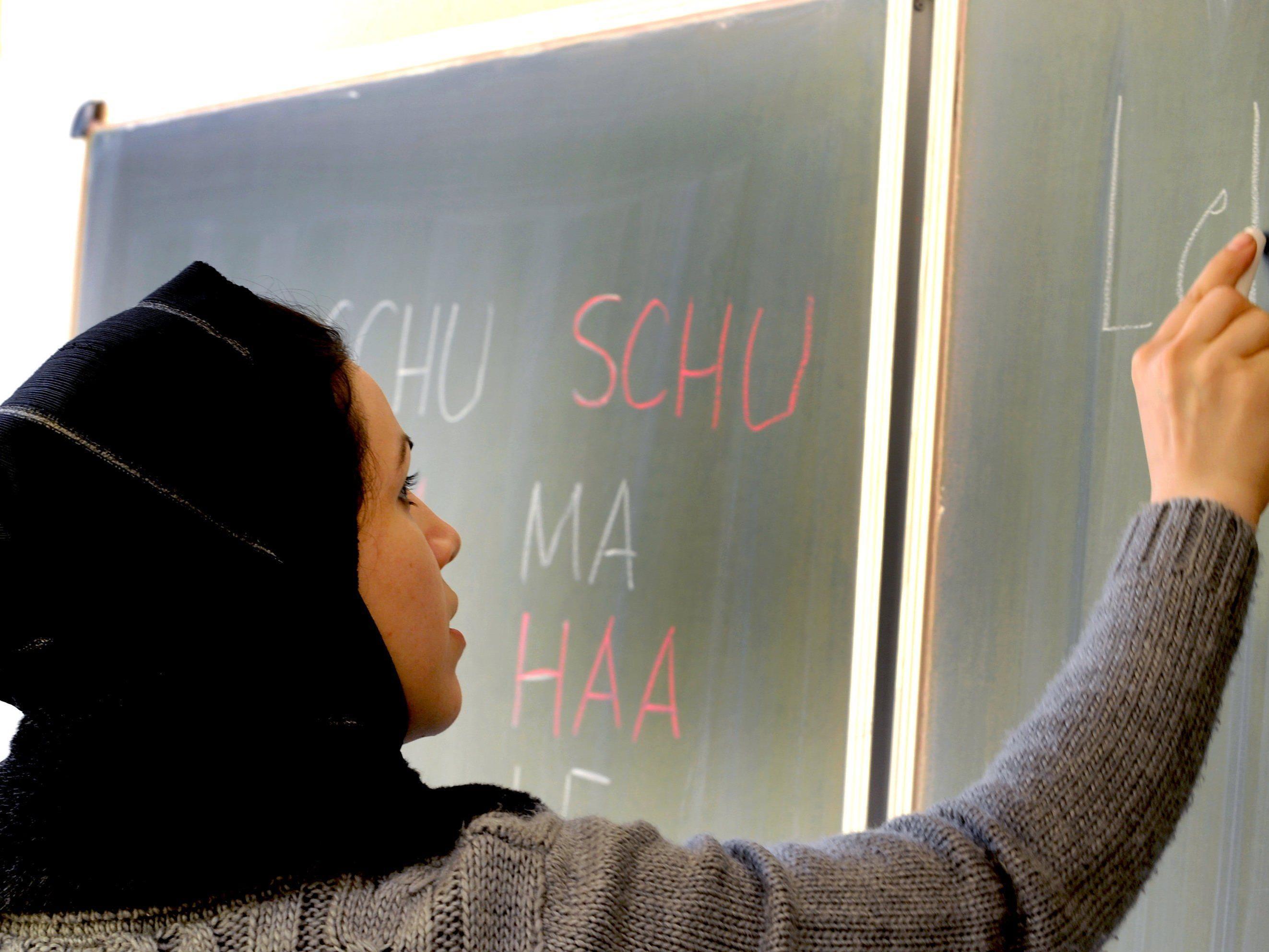 Sprachkurse - Regierung macht Geld für 7.300 neue Plätze locker