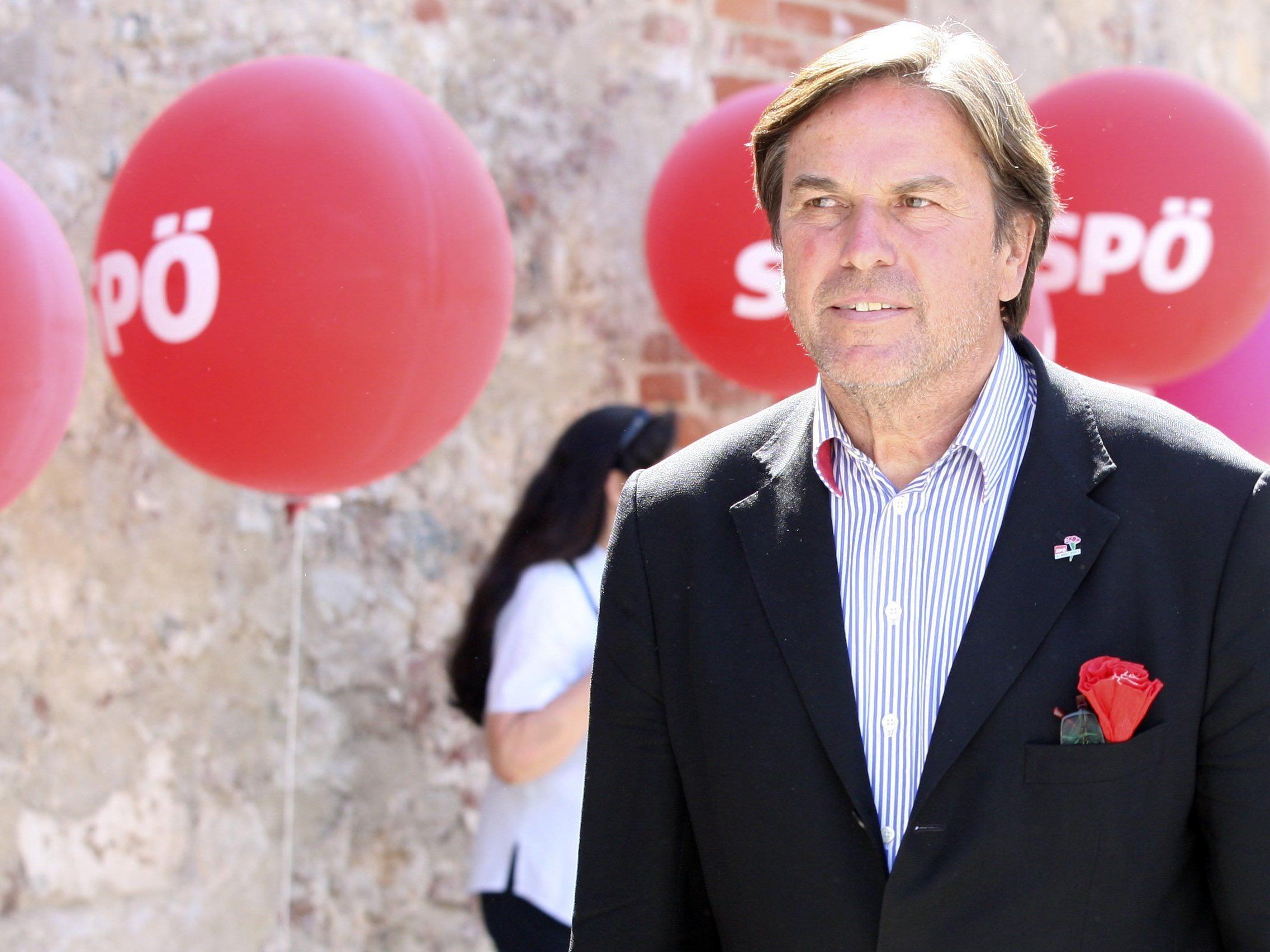 SPÖ und KPÖ werden am 1. Mai am Hauptplatz Kundgebungen abhalten.