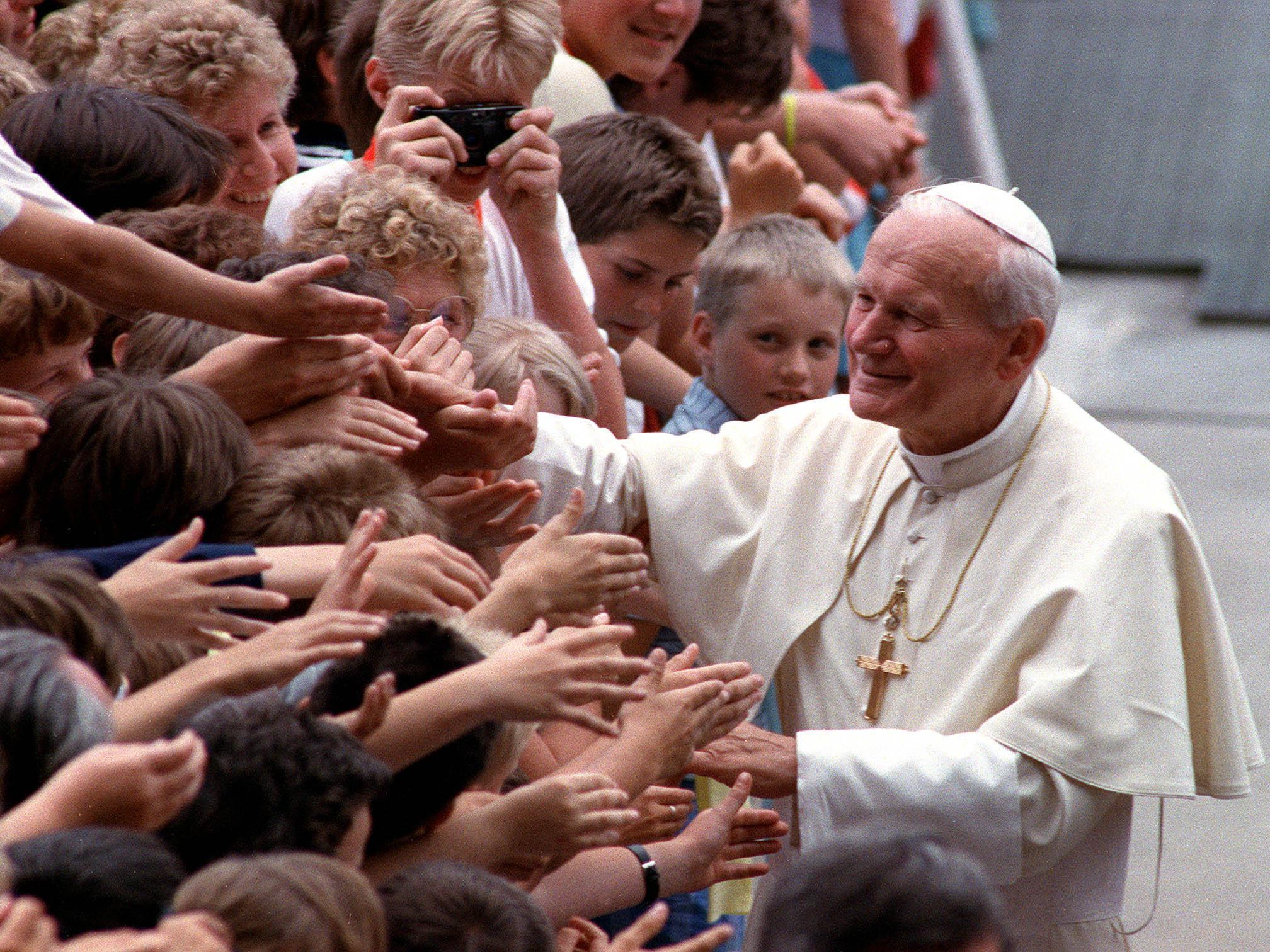 Die Weltjugendtage gehen auf Johannes Paul II. zurück.