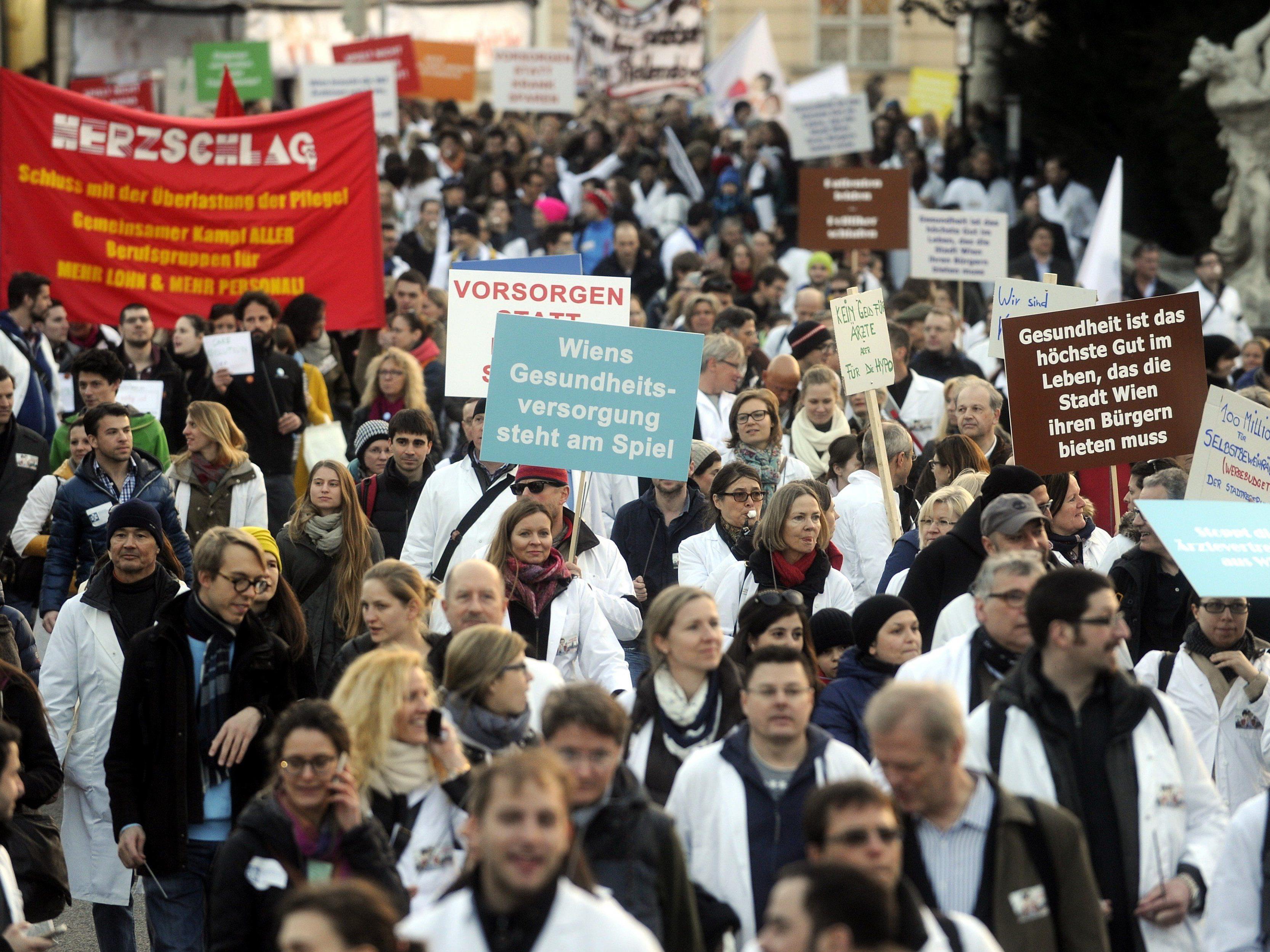 Neues Arbeitszeitgesetz für Spitalsärzte sorgt für Unruhe