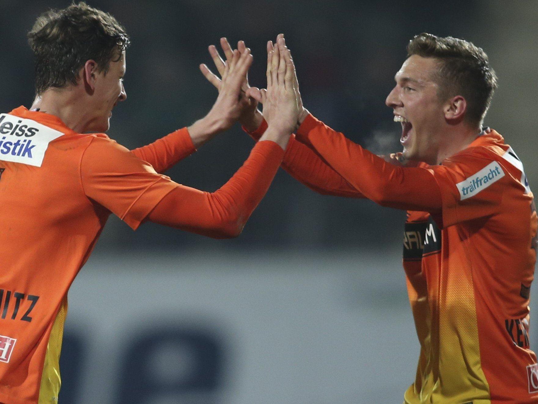 LIVE-Ticker zum Spiel WAC gegen FC Admira Wacker Mdöling ab 18.30 Uhr.