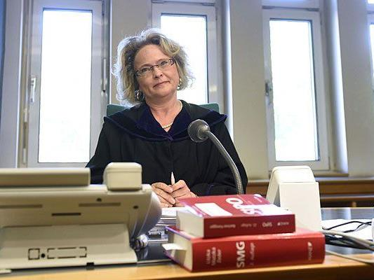 Ex-Justizministerin Claudia Bandion-Ortner als Richterin wieder im Amt