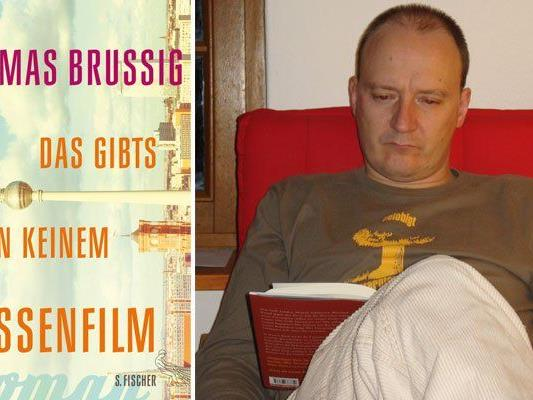 """Der neue Roman von Thomas Brussig: """"Das gibt's in keinem Russenfilm"""""""