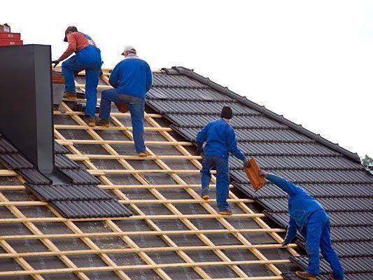 Bei Dach-Arbeiten in Döbling kam es zu einem tödlichen Unfall