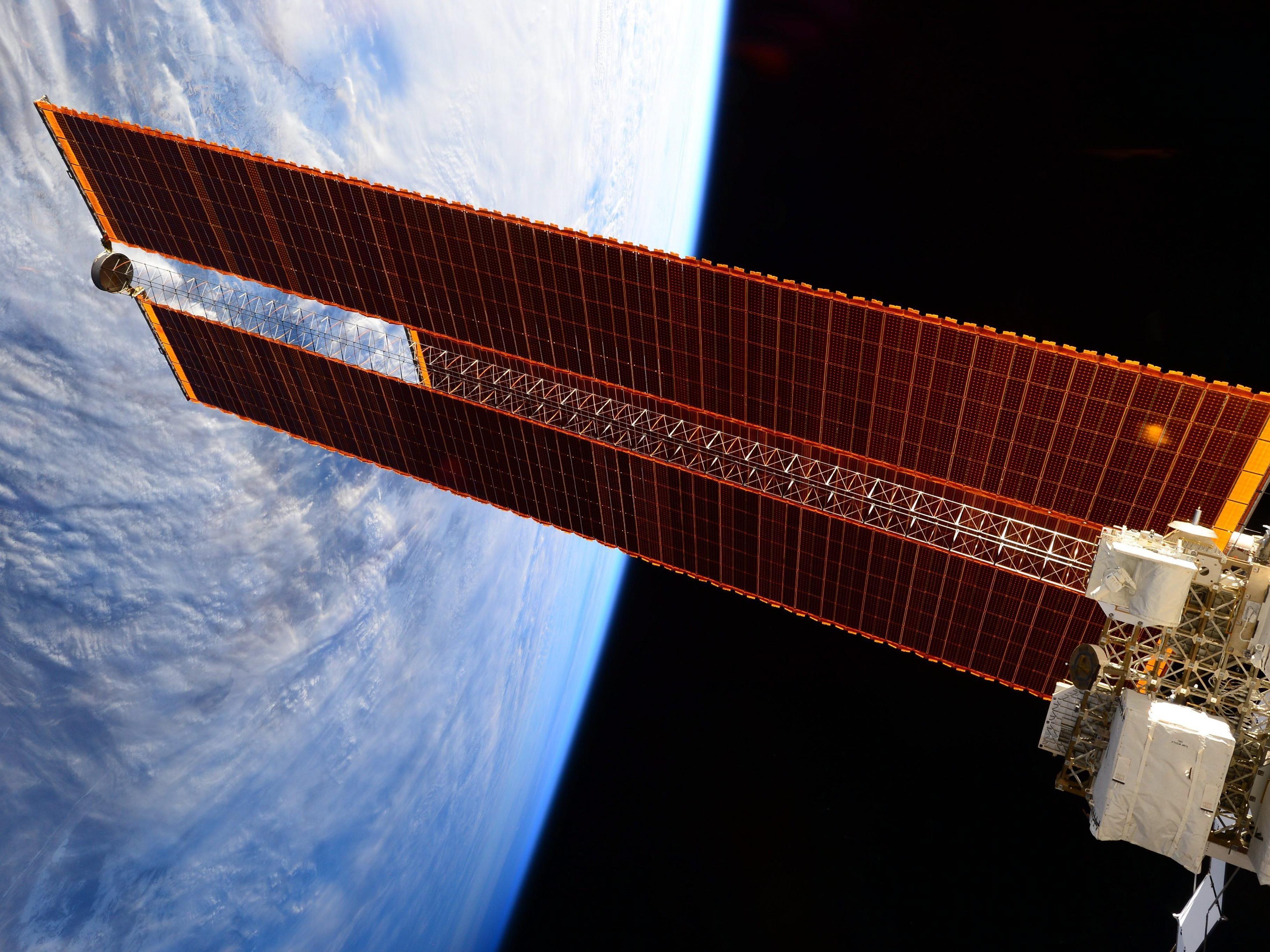 Ein russischer Raumfrachter befindet sich auf dem falschen Kurs.