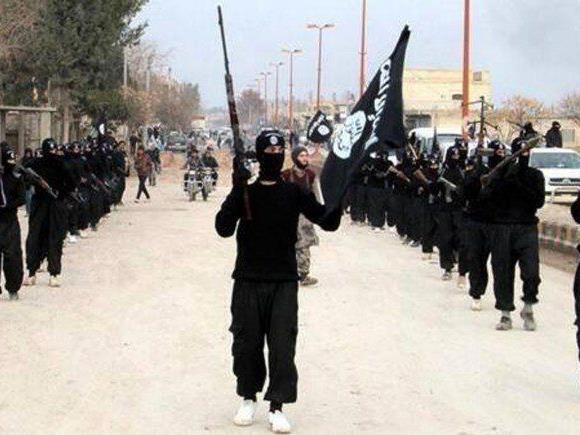 """Der Verdächtige soll Kontakt zur Führung der Terrormiliz """"Islamischer Staat"""" (IS) gehabt haben"""