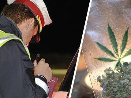 Bei der Kontrolle in Favoriten roch es stark nach Cannabis