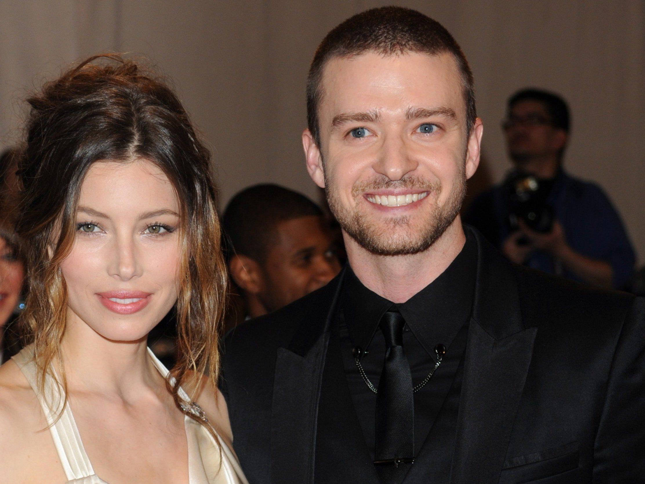 Justin Timberlake und Jessica Biel zeigen erstes Foto ihres Sohnes.
