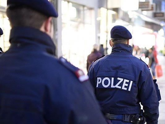 In Baden bei Wien wurde ein Supermarkt überfallen - die Polizei ermittelt