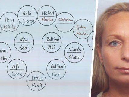 Die Wiener Lehrerin soll mehrere Personen mit dem Pyramidenspiel betrogen haben