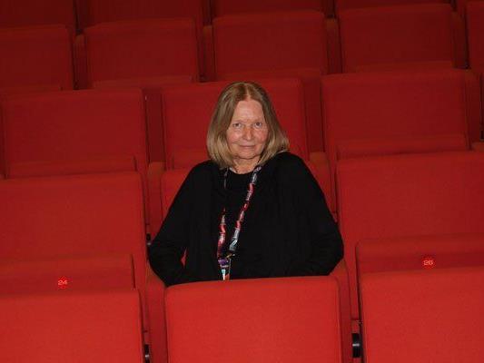 Andrea Berhout leitet das Ticketmanagement der Stadthalle.